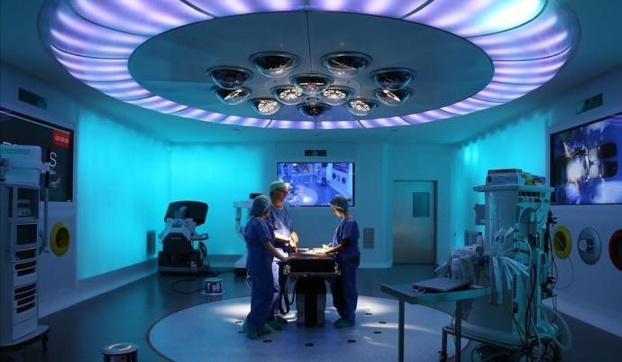 hospital - El 5G permitirá al médico conectarse a un quirófano desde cualquier lugar